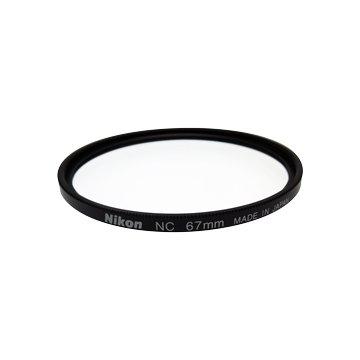 NIKON 尼康67mm FILTER NC保護鏡