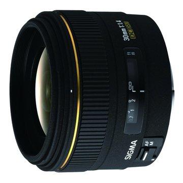 SIGMA 30/F1.4 EX DC HSM(Nikon)