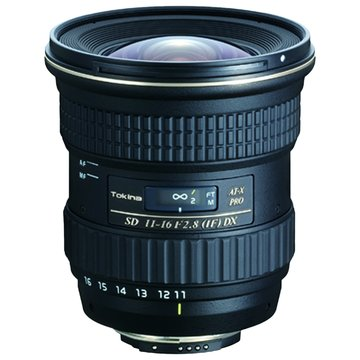Tokina AF 11-16mm F2.8(for Canon)