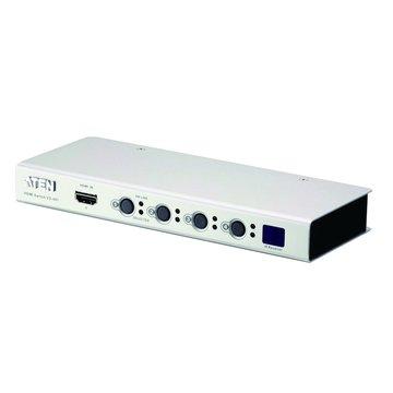 ATEN 宏正 VS481A 4埠HDMI影音切換器