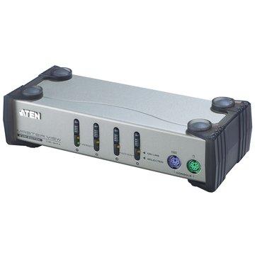 ATEN 宏正 CS84A PS/2 KVM多電腦切換器