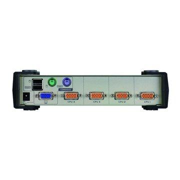 ATEN CS84U 4埠U+P KVM Switch
