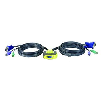 IOGEAR GCS62 2埠KVM Switch(PS/2)
