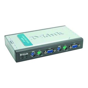 D-LINK DKVM-4K 4埠KVM Switch