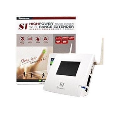 UPMOST 登昌恆S1 Plus 高功率觸控式 無線訊號延伸器