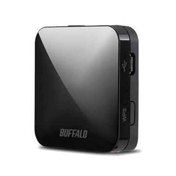 Buffalo 巴比祿WMR-433迷你旅用AC無線路由器