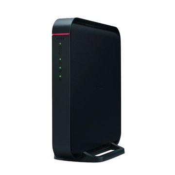 Buffalo 巴比祿 WZR-600DHP2雙頻4埠無線分享器300M