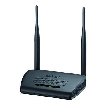 ZyXEL 合勤 NBG-418Nv2 4埠無線寬頻分享器300M