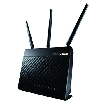 ASUS 華碩 RT-AC68U AC雙頻Giga無線分享器