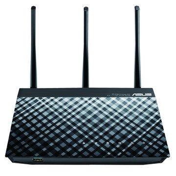 ASUS RT-N18U 4埠高速無線路由器600M