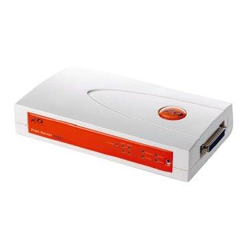 Zero One 零壹PS531 3埠印表機伺服器(USB2.0*2 Parallel*1)