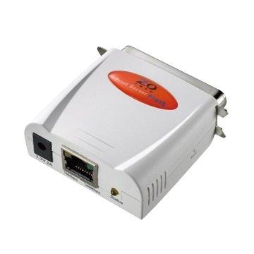 零壹 P101S 1埠印表機伺服器