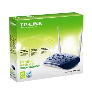 TP-LINK TL-WA830RE 300M 無線基地台