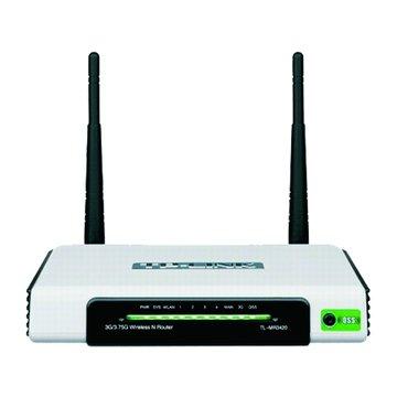 TP-LINK TL-MR3420 3G無線分享器300M