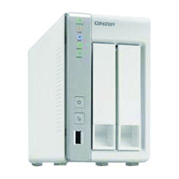 QNAP 威聯通 TS-220 2Bay網路儲存伺服器