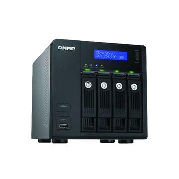 QNAP 威聯通 TS-469 Pro 4Bay網路儲存伺服器