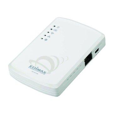 EDIMAX 訊舟 3G-6218n攜帶型全功能無線分享器150M