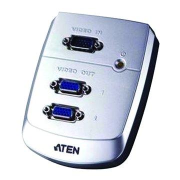 ATEN VS-82 2埠VGA分享器