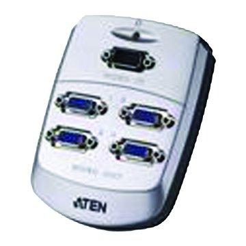 ATEN 宏正VS-84 4埠VGA分享器