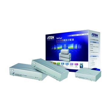 ATEN 宏正VS92A 2埠VGA分享器鐵製