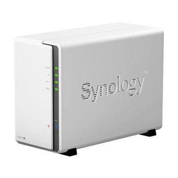 Synology 群暉 DS215j 2Bay網路儲存伺服器