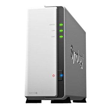 Synology 群暉DS115j 1Bay網路儲存伺服器