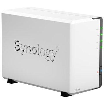 Synology 群暉 DS212j 2Bay網路儲存伺服器