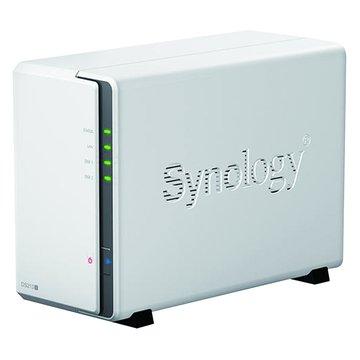 Synology 群暉 DS213j 2Bay網路儲存伺服器