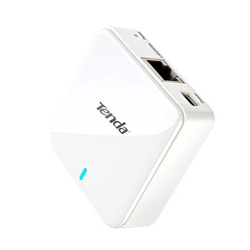 Tenda 騰達 A6 隨身型無線分享器150M
