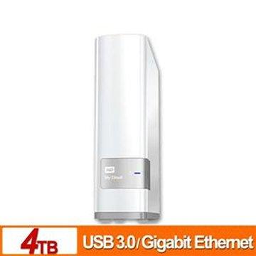 WD 威騰My Cloud 4TB雲端儲存系統