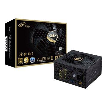 FSP GROUP 全漢 金鈦極 II 450W 80+金牌 電源供應器