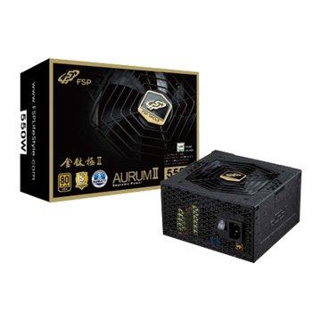 FSP GROUP 全漢 金鈦極 II 550W 80+金牌 電源供應器