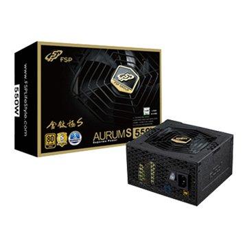FSP GROUP 全漢 金鈦極S 550W 80+ 金牌 電源供應器