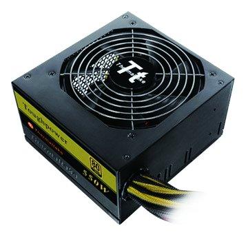 Thermaltake 曜越Toughpower-550W/80+金牌 電源供應器