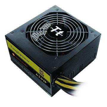 Thermaltake 曜越Toughpower-650W/80+金牌 電源供應器