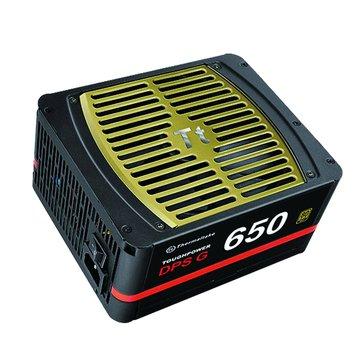 Thermaltake 曜越SMART DPS G 650W金牌雲端智慧