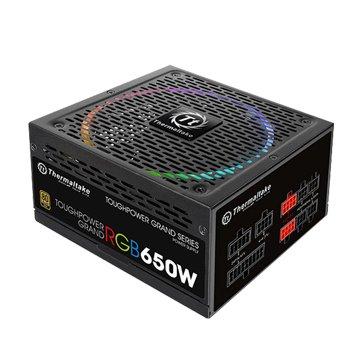 曜越 Toughpower Grand RGB 650W 80 PLUS金