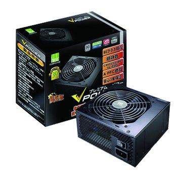 HEC 偉訓 V Power 600W/80+ 電源供應器