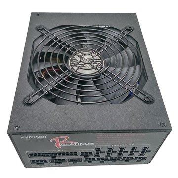 80+/白金牌1200W/模組化電源供應器