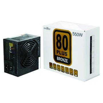 Snake 蛇吞象 550W/85+銅牌/黑化 電源供應器