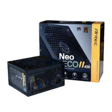 Antec 安鈦克 NEO ECO II /450W全日系電容