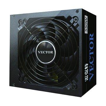 CyberSLIM 大衛肯尼VECTOR 550W 電源供應器