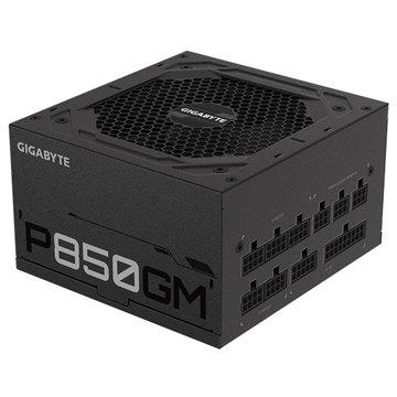 GIGABYTE 技嘉P850G M850W 80+金牌全模組電源供應器/5Y