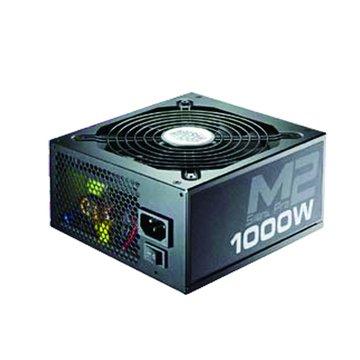 COOLER MASTER 訊凱科技 M2-1000W/80+銀牌 電源供應器