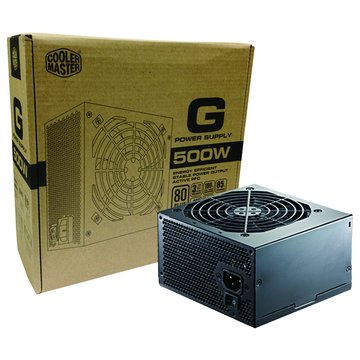 COOLER MASTER 訊凱科技G500W/80+ 銅牌 電源供應器