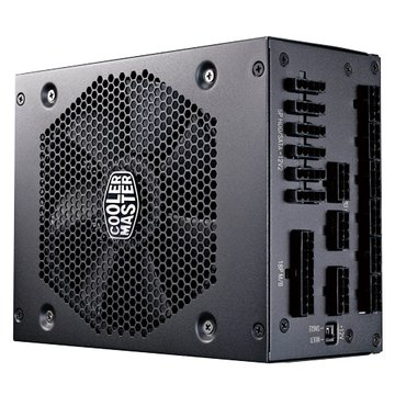 COOLER MASTER 酷碼V750 GOLD 金牌全模組電源