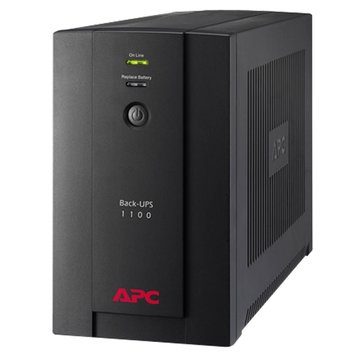 APC 艾比希BC1100U-TW離線式 Off-Line UPS