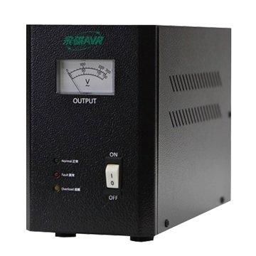 飛碟UPS 1.2KVA 全電子式穩壓器(七段)110V