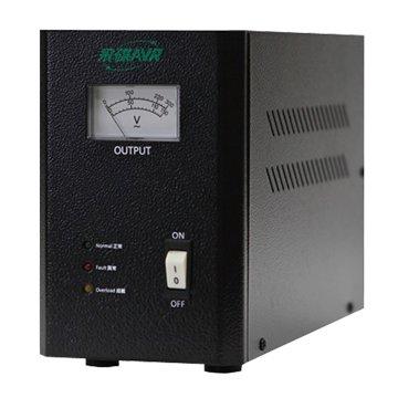 飛碟UPS AVR-3KVA全電子式穩壓器(七段)110V