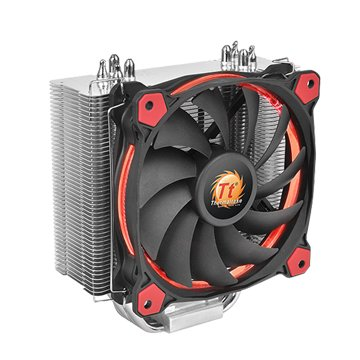 Thermaltake 曜越Riing Silent LED (紅)12公分散熱器